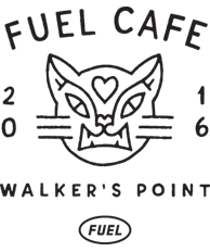 Fuel Cafe - Logo